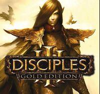 Disciples Iii Gold Edition Pc Games Windows 10 8 7 Xp Computer Games Disciples 3