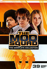 2013 MOD SQUAD COMPLETE DVD SERIES SET BRAND NEW