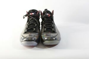 c5c47be9e8ffe Nike Men s Chuck Posite Charles Barkley Purple Haze Black Shoes ...