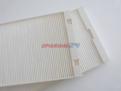 5x G4 5x F7 Filter für Westaflex 300 400 WAC in stabilem Kunststoffrahmen