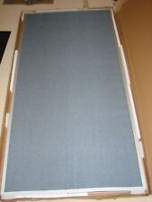 Best Rite 72 X 36 Inch Standard Modular Divider Panel Blue Fabric 66218 87