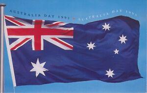 1991-Australia-Post-Design-Set-MNH-Decimal-Australia-Day-1991