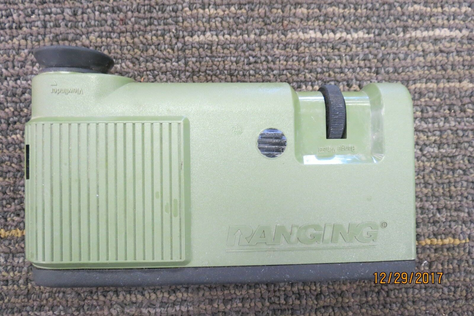 RANGING TLR 75 RANGE FINDER