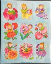 Vintage Stickers Teddy Bear RA Lang Mint Condition!!