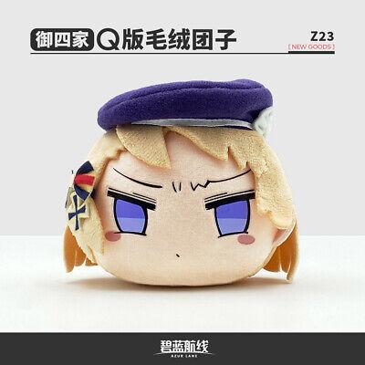 Official Azur Lane Plush Doll Ball Z23 Gift Game Anime