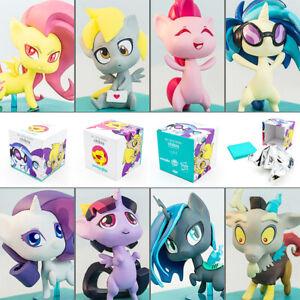 My Little Pony Chibis Vinyl Series 1 Full Set Welovefine MLP Toy All 8 Sealed