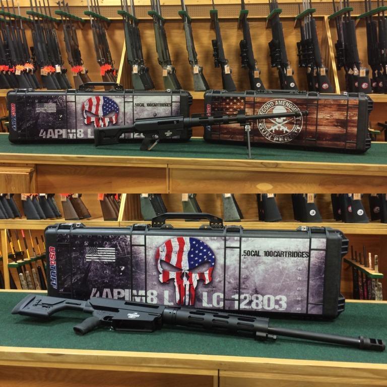 USATuff Custom Decal Wrap fits Pelican Gun Gun Gun Case 1750 - USA Flag Farbe 2bf5bd
