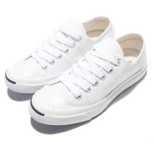 03427098f3c Converse Jack Purcell CP OX White Canvas Men Women Classic Casual ...