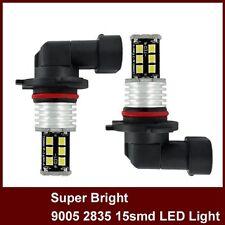 Car Fog Light Auto Lamp Xenon White DC 12V 9005 800LM CREE 2835 SMD 15 LED