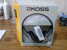 BR1 Koss Earphones UR10 Silver/Black