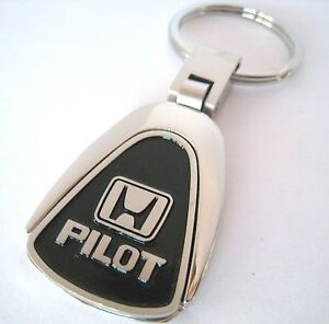 pilot key chain ring fob honda touring suv v6 ex ex l 2017. Black Bedroom Furniture Sets. Home Design Ideas