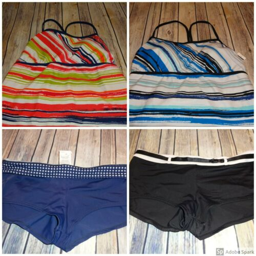 Lot of Women's Nike Swimsuits Tops Size 12 and Bot
