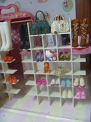 HELEN KISH RILEY Cabinet Shelf Shoe Rack Furniture Decorate Living Room Shoe