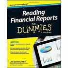 Reading Financial Reports For Dummies by Lita Epstein (Paperback, 2013)