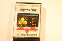 Sinclair ZX Spectrum - 48K SHORT'S FUSE  BY FIREBIRD 1986