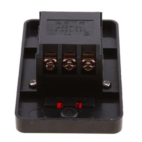 BSP210F-1B 380V 10A Wasserdicht Taster für Werkzeugmaschine KAO-5