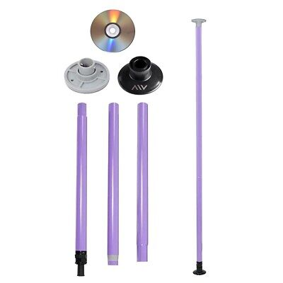 Portable Dance Pole Kit Club Party Dancing Gym Fitness