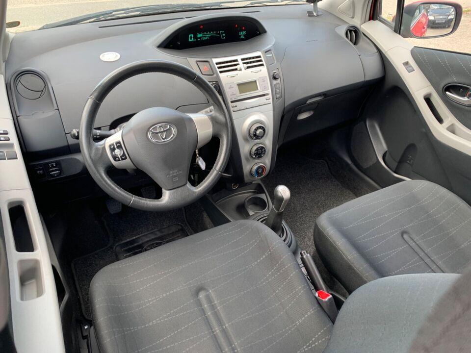 Toyota Yaris 1,4 D-4D Sol Diesel modelår 2009 km 173000