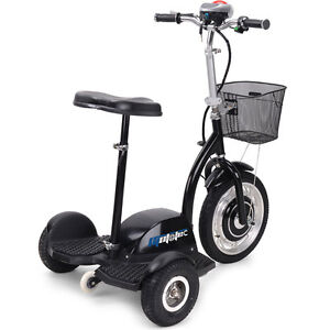 Electric Mobility Vehicle Scooter Mototec Trike 350 Watt