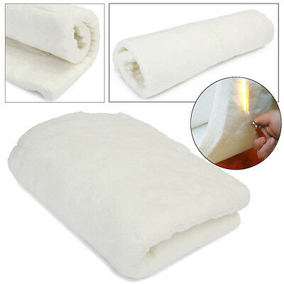 1m Silicate Blanket High Temperature Ceramic Fiber Carpet Kaowool Insulation Mat