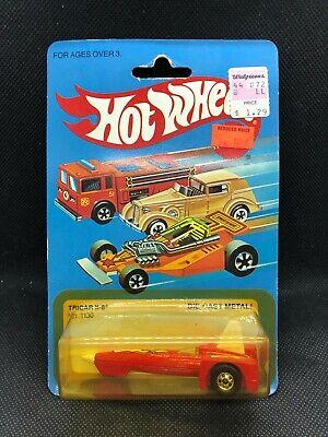 1982 HOT WHEELS TRICAR X-8 1130 1:64 1979 MALAYSIA MOC