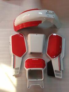 Yamaha-XT600-Tenere-1986-1VJ-NEW-White-body-Plastics-XT600-body-kit-1986-model