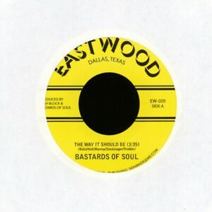 Bastards-Of-Soul-The-Way-It-Should-Be-Red-Vinyl-Edition-2020-US-Original