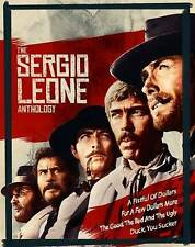 THE SERGIO LEONE ANTHOLOGY USED - VERY GOOD BLU-RAY
