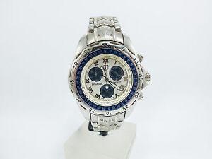 Orologio-LANCASTER-Chronograph-Professional-acciaio-quarzo-Uomo-221ve17