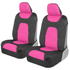 Hot Pink Waterproof Car Seat Covers For Auto Truck Van Suv Fits Jeep Cherokee