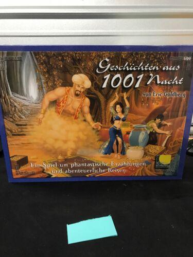 Geschichten Aus 1001 Nacht Board Game Factory Sealed I44