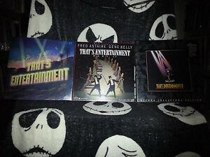 That-039-s-Entertainment-Trilogia-Cofanetto-Collection-Nuovo-Sigillato-Laserdisc-Ld