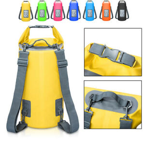 7b98332a15d7 Details about Heavy-Duty PVC Water Proof Dry Bag Sack for  Kayaking/Boating/Canoeing/Fishing