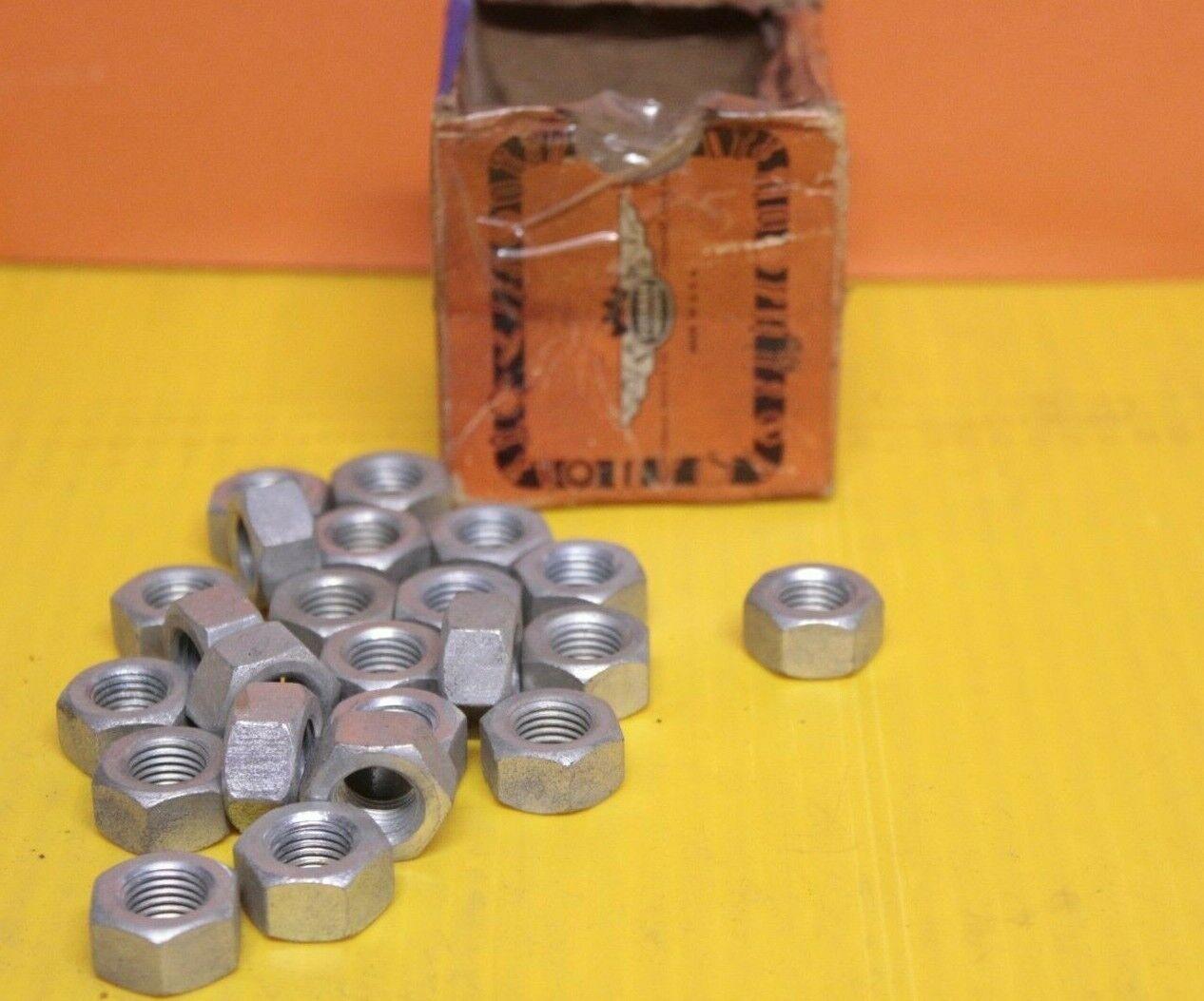 7//16-20 In Dorman 680-005 Hex Nut Brass and Steel