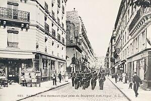 CPA-Paris-5e-Dep-75-Rue-Bertholet-vue-prise-du-boulevard-port-royal