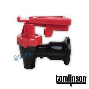 Hamilton Beach Sunbeam Water Cooler Spigot  Red Child Safety 3 Pack