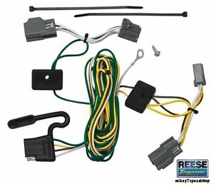 s l300 06 11 lucerne trailer wiring wire harness 4 way hitch t connector