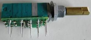 BLAUPUNKT-Radio-Drehschalter-Potentiometer-Ersatzteil-8619001237-Sparepart