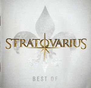 STRATOVARIUS Best Of 2016 remastered 2xCD BRAND NEW