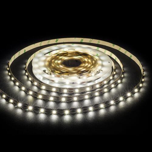 LED Streifen Neutralweiß 5 Meter 48 Watt 600 LED 4000 Lumen 24V