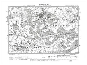 Dursley-North-Nibley-Old-Map-Gloucestershire-1903-56NE