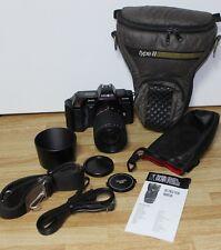 Minolta Maxxuum 5000 and Kodak Gear 80-210mm f/4.5-5.6 Lens