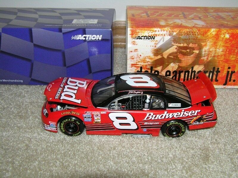Dale Earnhardt Jr 8 1999 1 24th Action Diecast Sealed Unopened Case 12 Cars