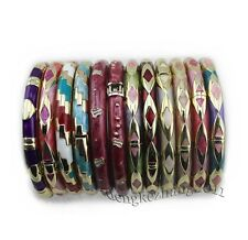 wholesale10 PCS Stunning CHINESE Handmade Cloisonne Enamel Cuff Bracelet S01