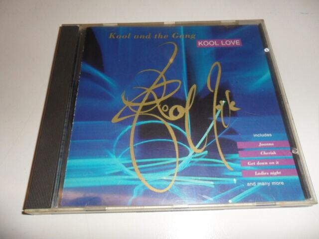 CD KOOL & THE GANG-KOOL AND THE GANG-Kool Love