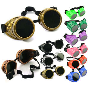 Vintage-Victorian-Steampunk-Goggles-Glasses-Welding-Cyber-Punk-Gothic-Cosplay