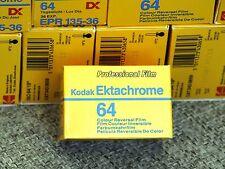 5x KODAK Ektachrome Professional Film Farbumkehrfilm EPR 64 Tageslicht Daylight