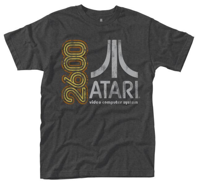 Atari '2600' T-Shirt - NEW & OFFICIAL!