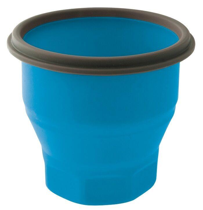 camping camping camping camping vaisselle sentier de l'euro soupière Boîte à lunch bleu pliable 1e2ca3