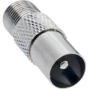 InLine-Koaxial-Adapter-IEC-Stecker-Antenne-auf-F-Buchse-5-Stueck